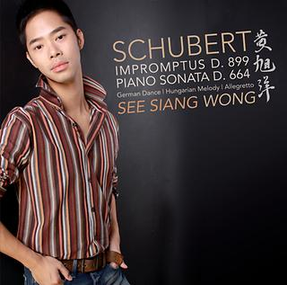 Schubert: 4 Impromptus Op. 90, Piano Sonata In A Major
