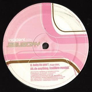 Baby Its You ! / Do Anything (Calibre Remix)