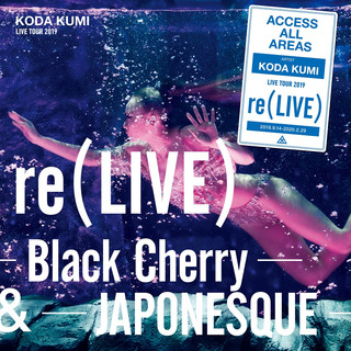 re(LIVE) -Black Cherry- (iamSHUM Non-Stop Mix) in Osaka at ORIX THEATER (2019.10.13)