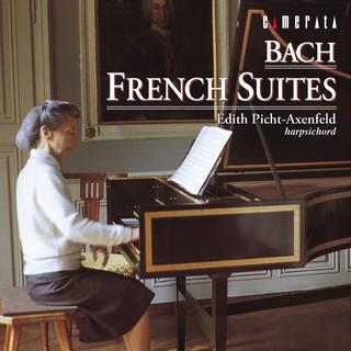 バッハ:フランス組曲全曲