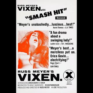 Russ Meyer\'s Vixen (Original Motion Picture Soundtrack)