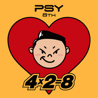 PSY 8th 4X2 = 8