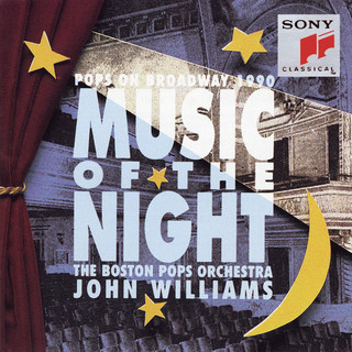 Music Of The Night:Pops On Broadway 1990