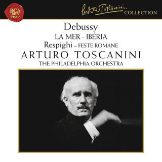 Debussy:La Mer & Ibéria - Respighi:Feste Romane