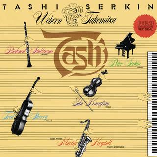 Webern & Takemitsu:Chamber & Piano Works