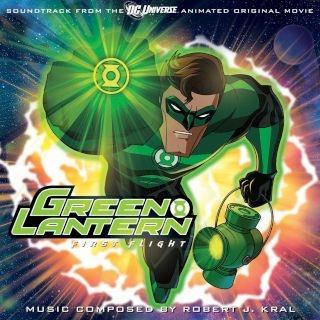 綠燈俠:首次飛行電影原聲帶 (The Green Lantern:First Flight)