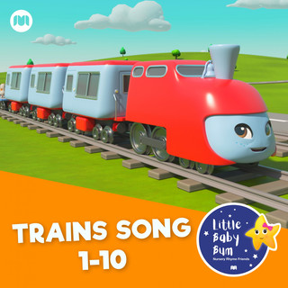 Trains Song 1 - 10