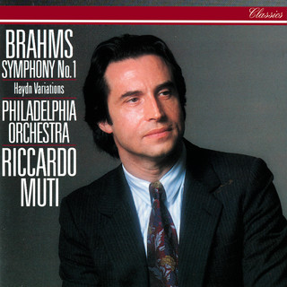 Brahms:Symphony No. 1; Variations On A Theme By Haydn