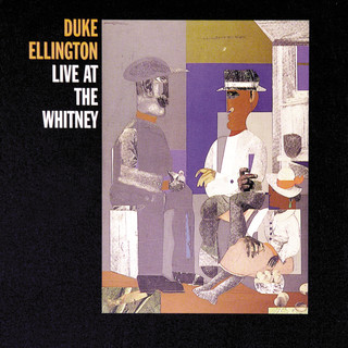 Live at the whitney duke ellington for Duke ellington mural
