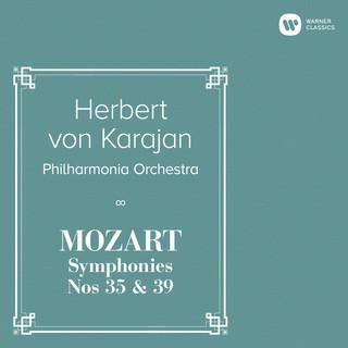 Mozart:Symphonies Nos 35 & 39