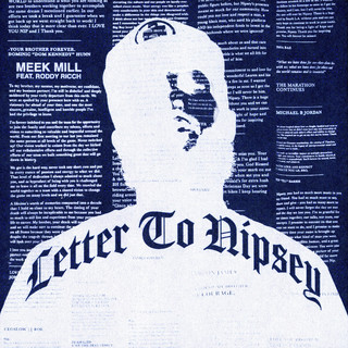 Letter To Nipsey (Feat. Roddy Ricch)