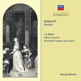 Scarlatti:Sonatas / Bach:Italian Concerto; Chromatic Fantasy & Fugue