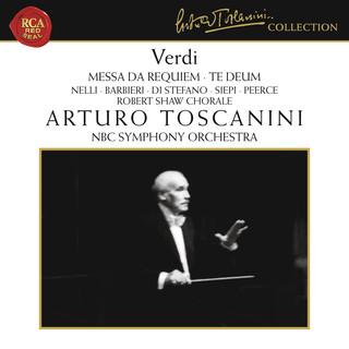 Verdi:Messa Da Requiem & Te Deum