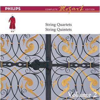 Mozart:The String Quartets, Vol.2