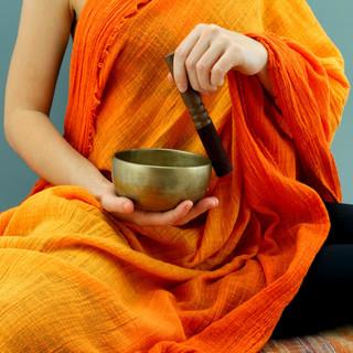 Meditative Tibetan Singing Bowl Sequences