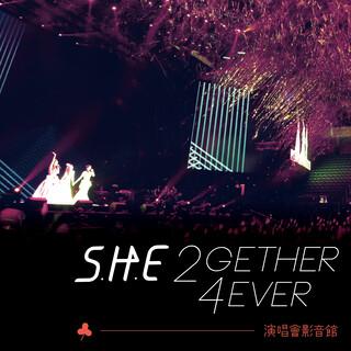 S.H.E 2gether 4ever 2013 演唱會 Live 數位專輯