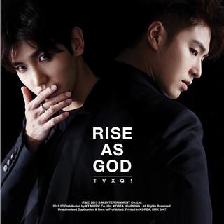 特別專輯『RISE AS GOD』