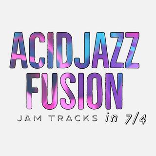 Acid Jazz Fusion In 7 / 4 Jam Tracks