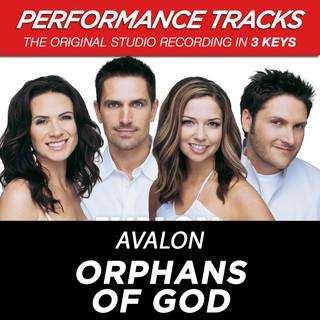 Orphans Of God (Performance Tracks) - EP