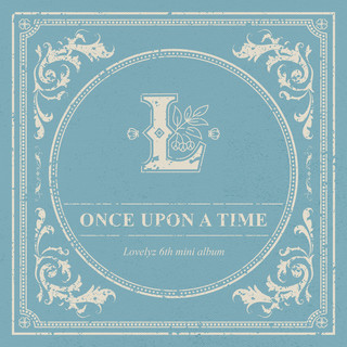 Lovelyz 6th Mini Album (Once Upon A Time)